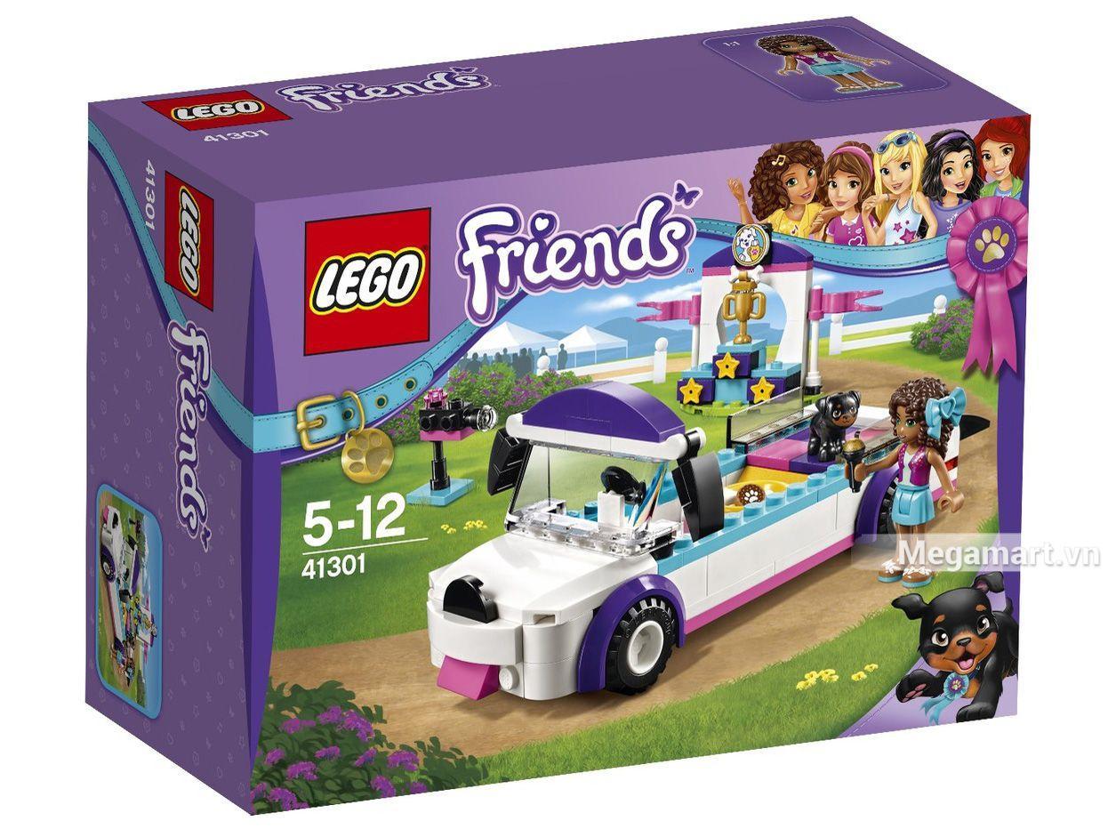 Lego Friends Buổi diễu hành cún cưng 41301-145 pcs