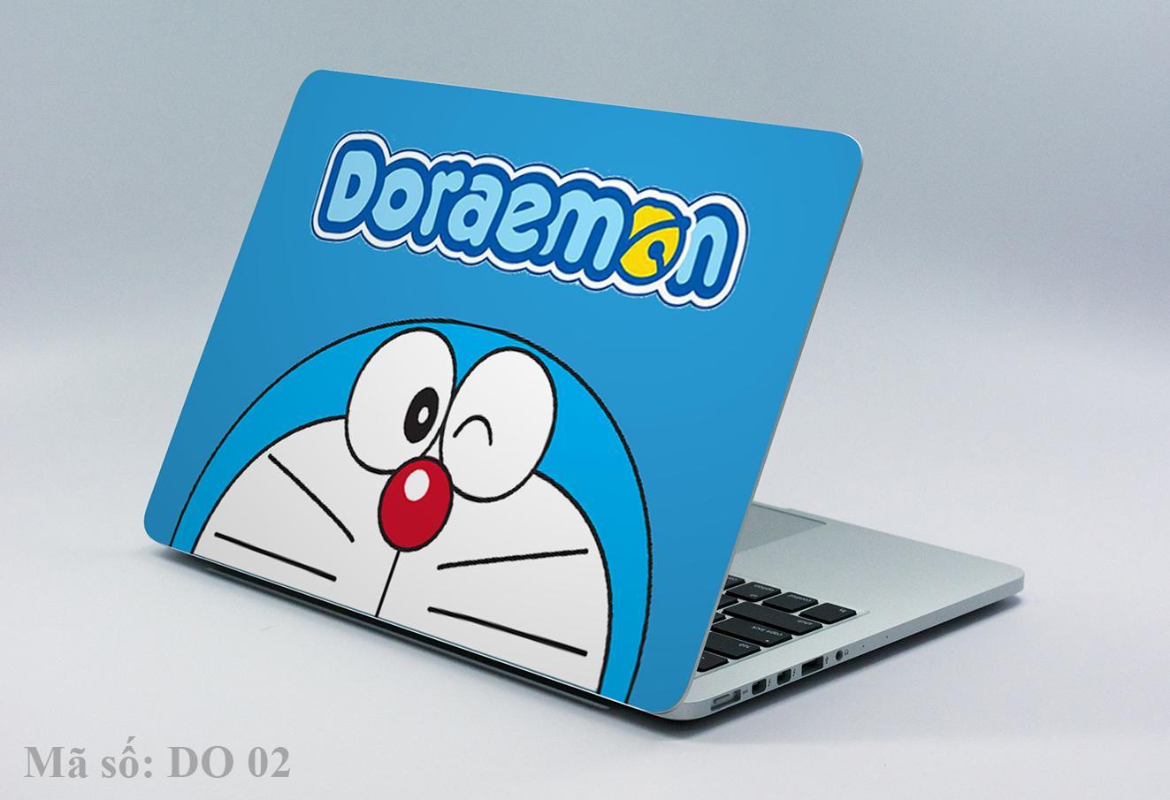 Hình ảnh Decal laptop-Ipad-điện thoại DORAEMON 02