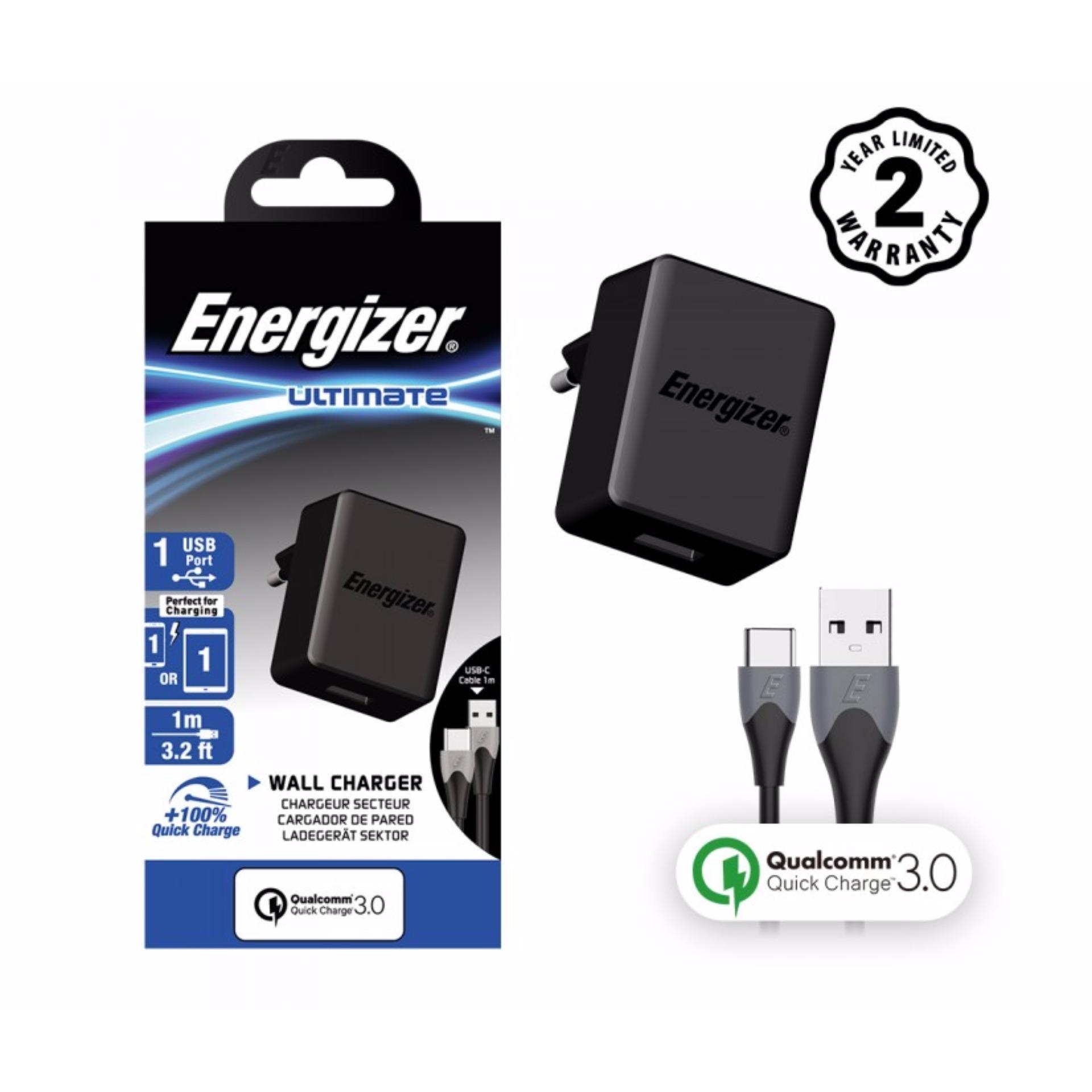 Cửa Hàng Sạc Energizer 1 Cổng Quick Charge Qc 3 18W Kem Cap Usb Type C Ac1Q3Euuc23 Hang Phan Phối Chinh Thức Trực Tuyến