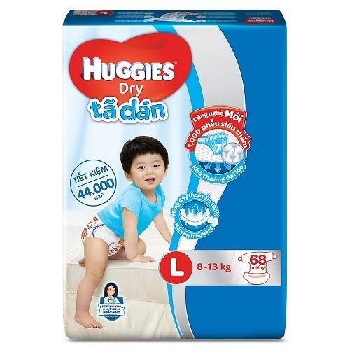 Cửa Hàng Ta Dan Huggies L68 Cho Be 8 13Kg Huggies Trong Hồ Chí Minh