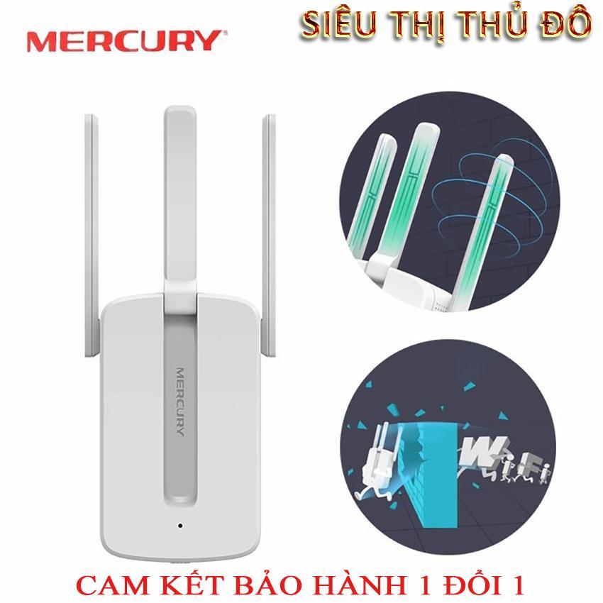 Giá Bán Xả Kho Bộ Kich Song Wifi 3 Rau Mercury Wireless 300Mbps Cực Mạnh Oem