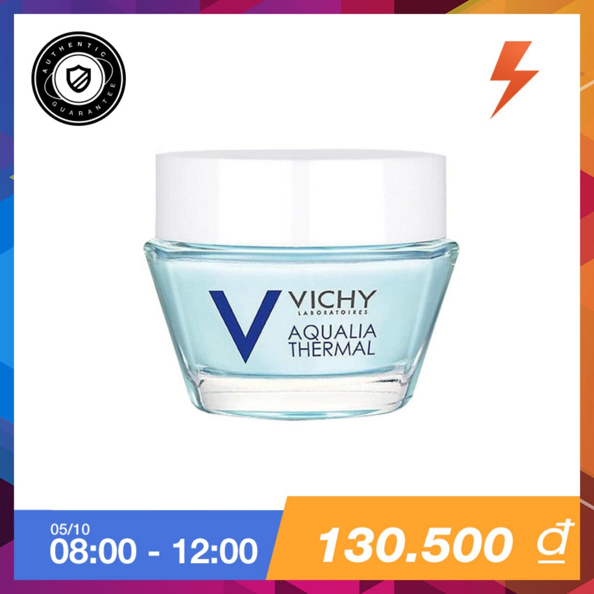 Mua Mặt Nạ Ngủ Cung Cấp Nước Tức Thi Vichy Aqualia 15Ml Vichy