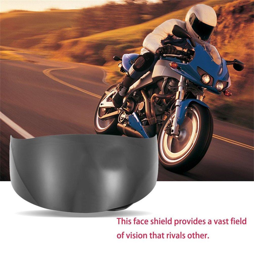 Elec Anti Gores Wajah Penuh Perisai Kaca Helm Motor untuk 316 902 AGV K5 K3SV