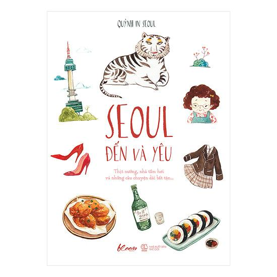 Mua Sách Seoul đến và yêu