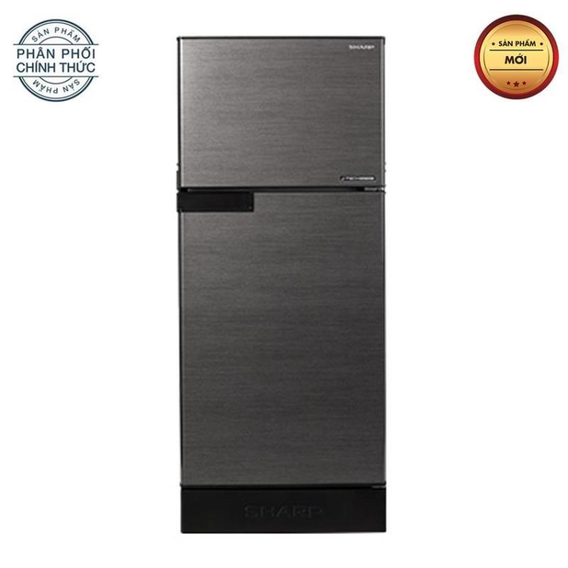 Tủ Lạnh 2 cửa Inverter Sharp SJ-X176E-DSS - 165L (Bạc)
