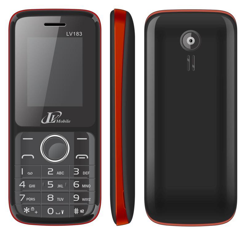 Điện thoại Giá Rẻ LV183 - 2 SIM -BH 1 năm