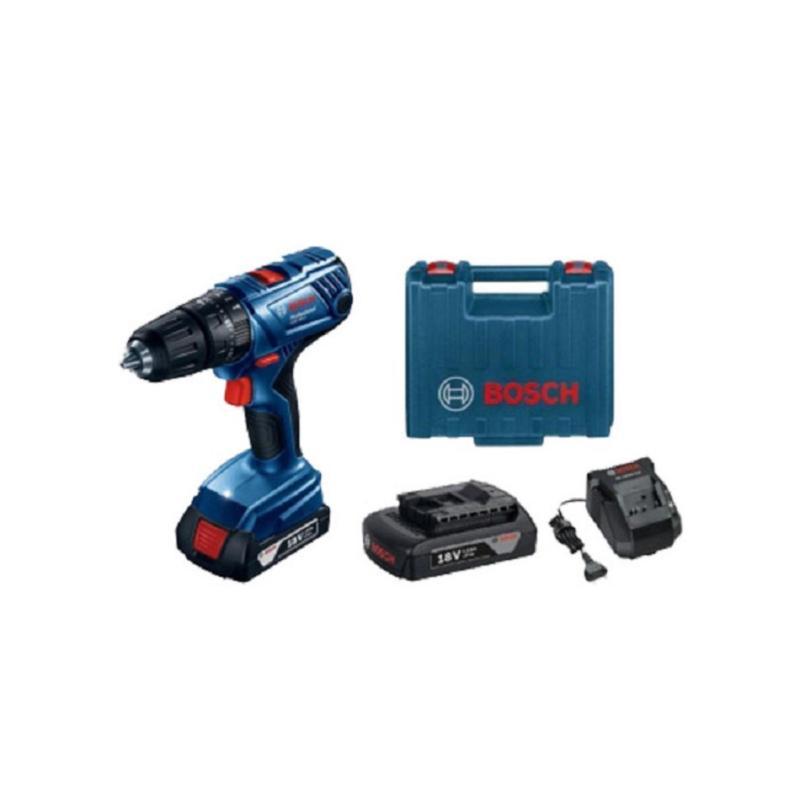 Máy khoan vặn vít dùng pin Bosch GSB 180-LI (Aqua)