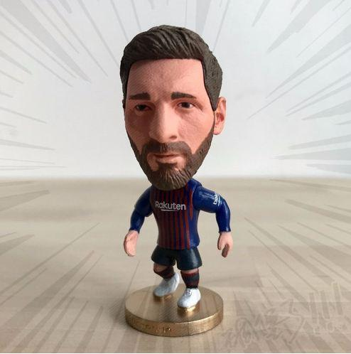Hình ảnh Tượng cầu thủ bóng đá Lionel Messi