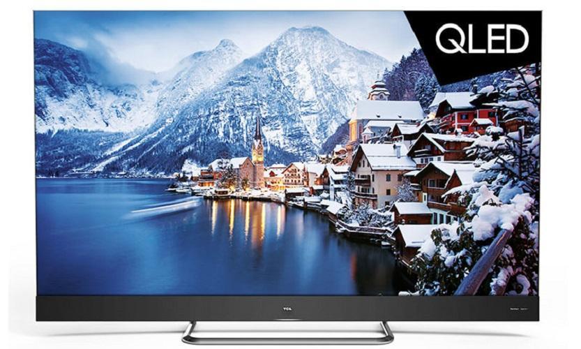 Hình ảnh Smart Tivi QLED TCL 4K 55 inch L55X4
