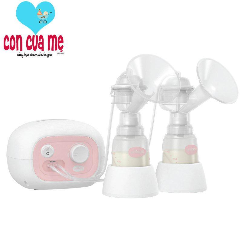 Mua May Hut Sữa Điện Đoi Unimom Forte Co Mat Xa Silicone Trắng Rẻ Trong Hà Nội