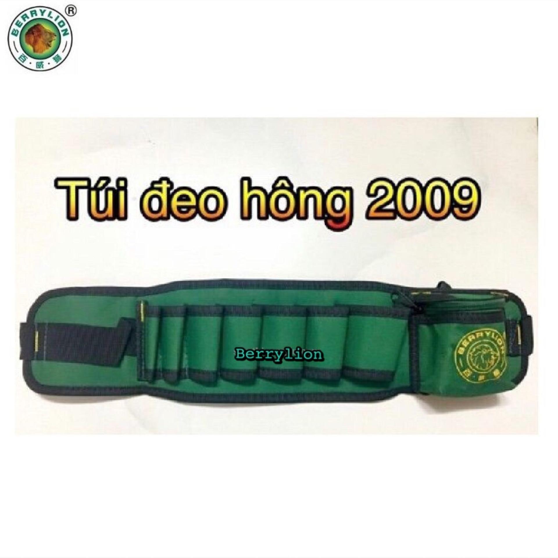 TÚI ĐEO HÔNG 7 LỖ BERRYLION - 2009