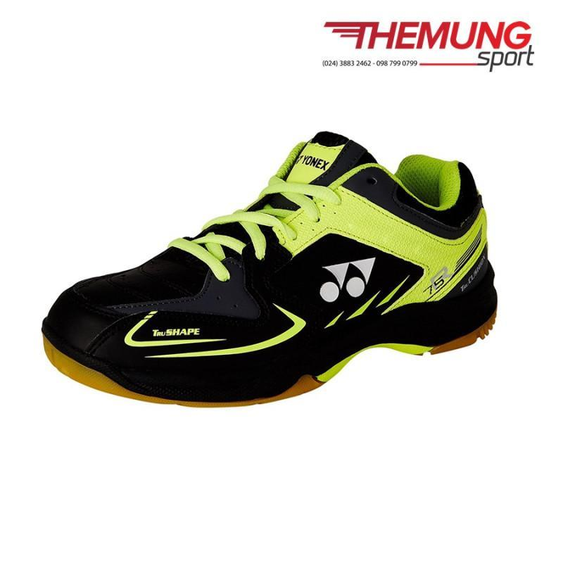 Giày Cầu lông yonex nam chính hãng SRCR 75 (Đen)