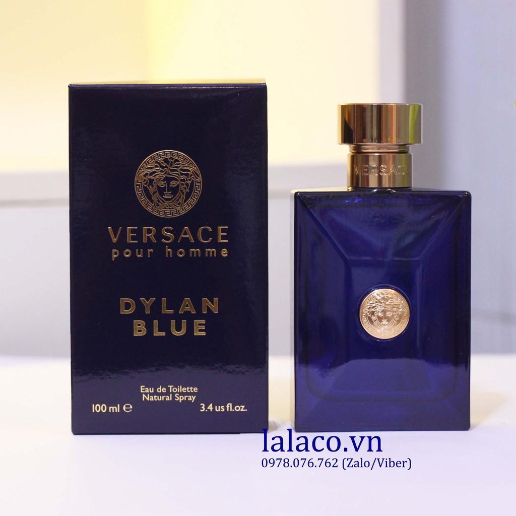 Nước hoa Nam Versace Dylan Blue Pour Homme 100ml