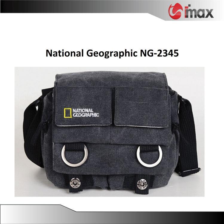 Hình ảnh Túi máy ảnh National Geographic NG-2345 (Xám)