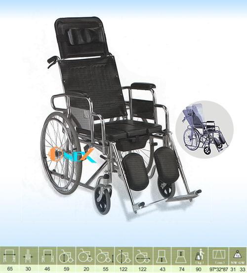 Xe lăn đa năng cao cấp OneX