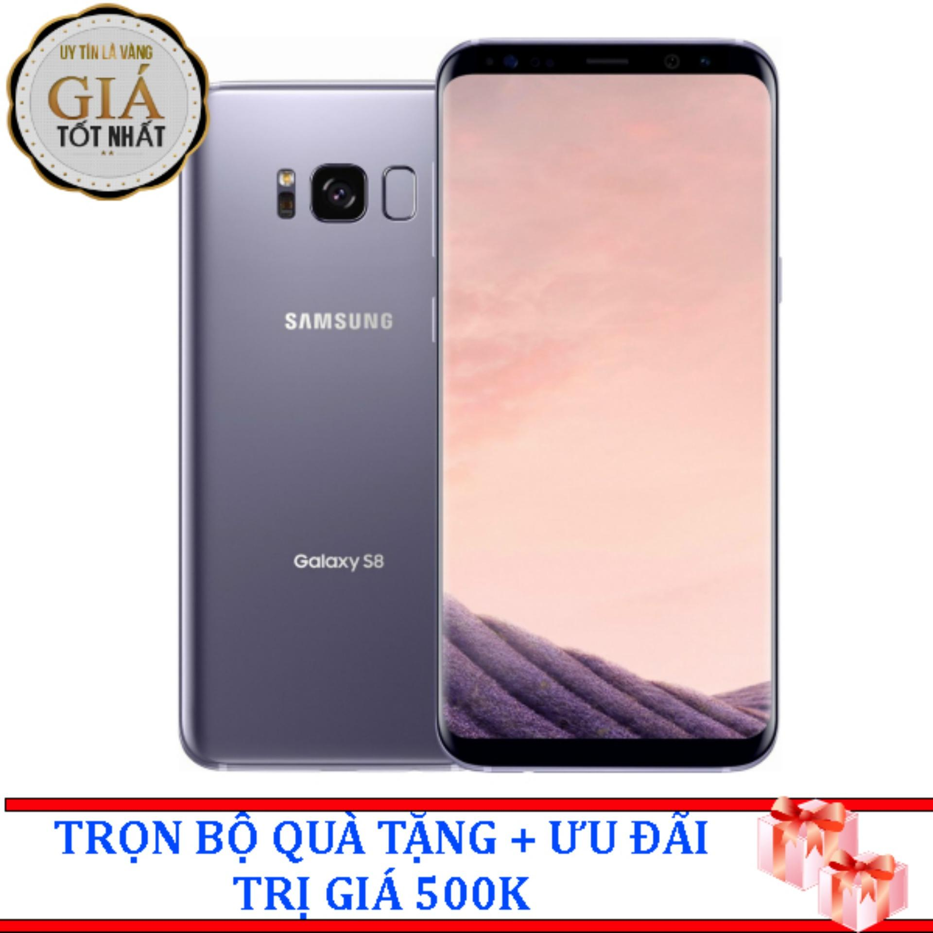 Giá Bán Samsung Galaxy S8 64G Ram 4Gb 5 8Inch Tim Khoi Hang Nhập Khẩu Mới Nhất