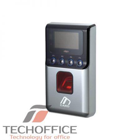 VIRDI AC-2100H Máy chấm công kiểm soát ra vào dùng vân tay và thẻ từ
