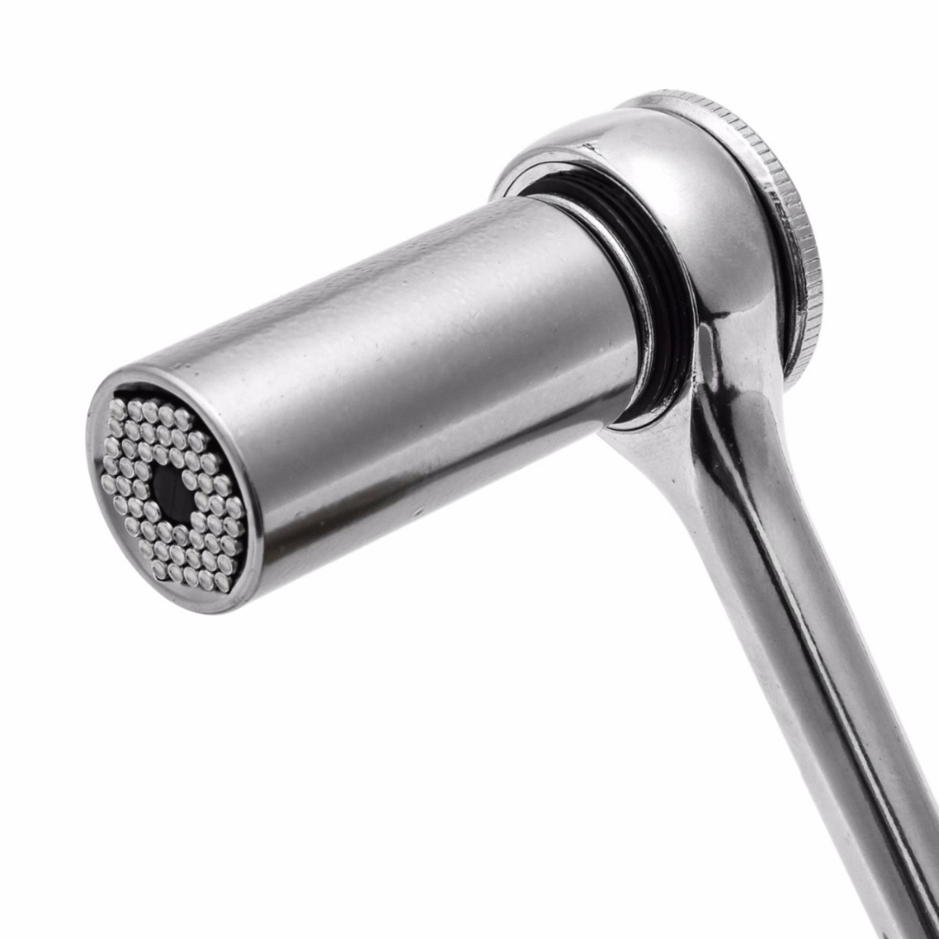 Dụng cụ siết mở ốc vít-Bộ khẩu mở siết ốc giá rẻ 7-19mm
