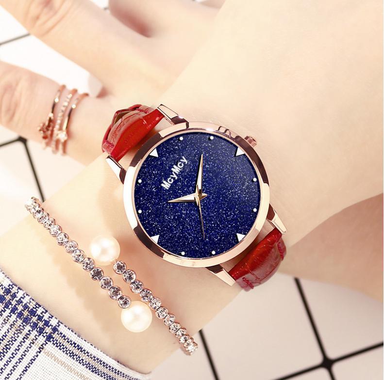 đồng hồ nữ thời trang Hàn Quốc