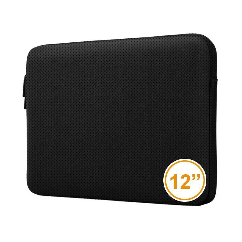Bảng giá Túi chống sốc cho laptop 12 inch dây kéo Pro loại tốt ( Đen ) Phong Vũ
