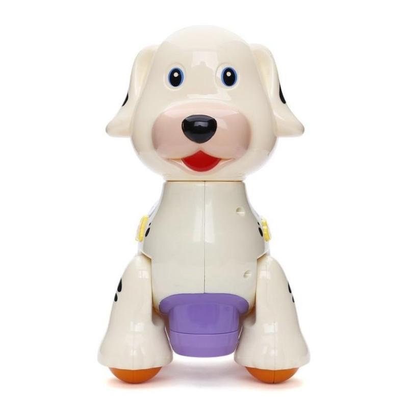 Chó đốm đa chức năng chạy pin Q-Kids