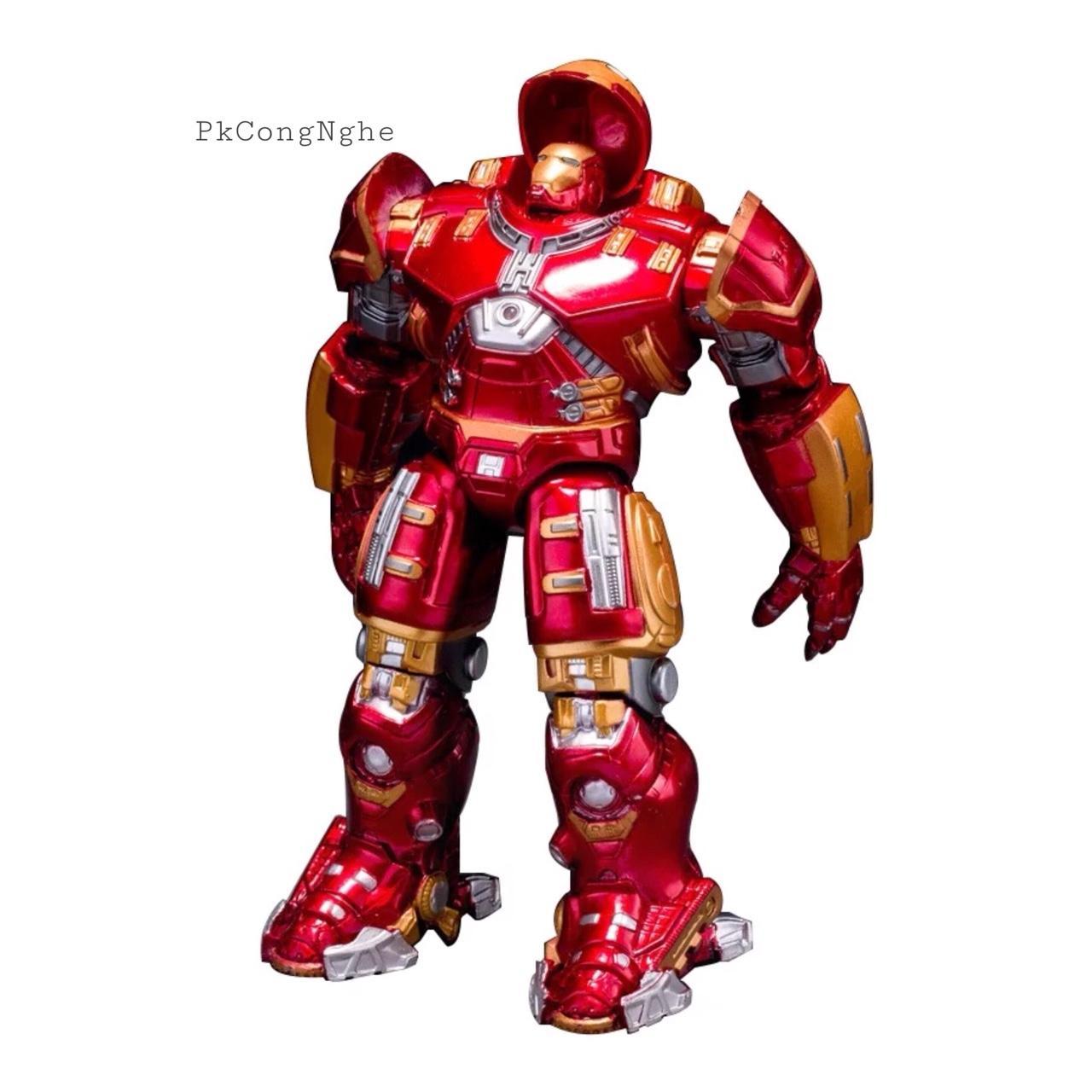 Hình ảnh Mô Hình HulkBuster 18 cm