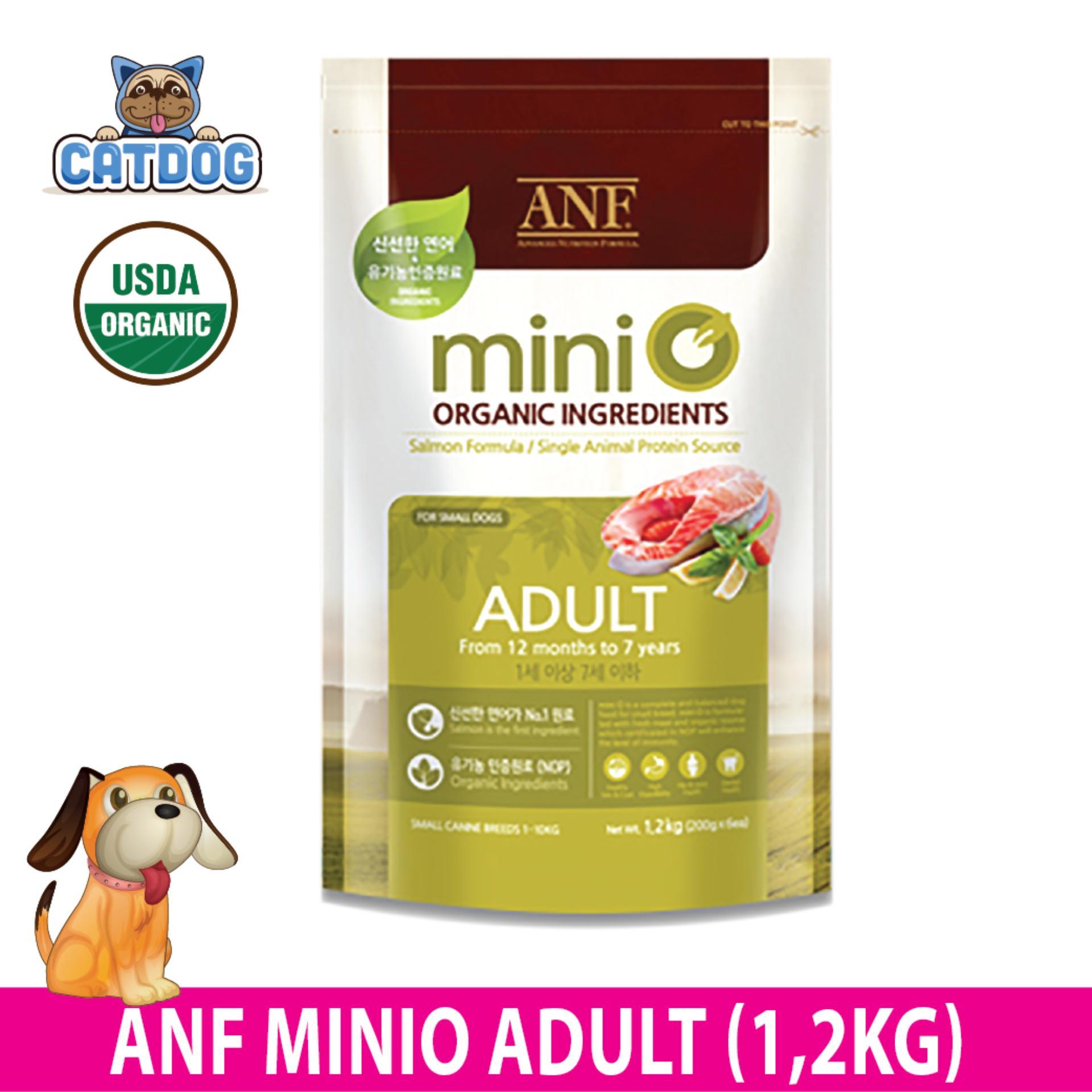 Hạt Anf Mini O *d*lt 1 2Kg Cho Nguyên