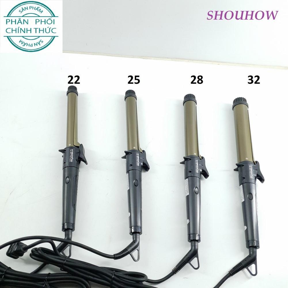 Máy uốn tóc chỉnh nhiệt SHOUHOW 2406 Chuyên Nghiệp