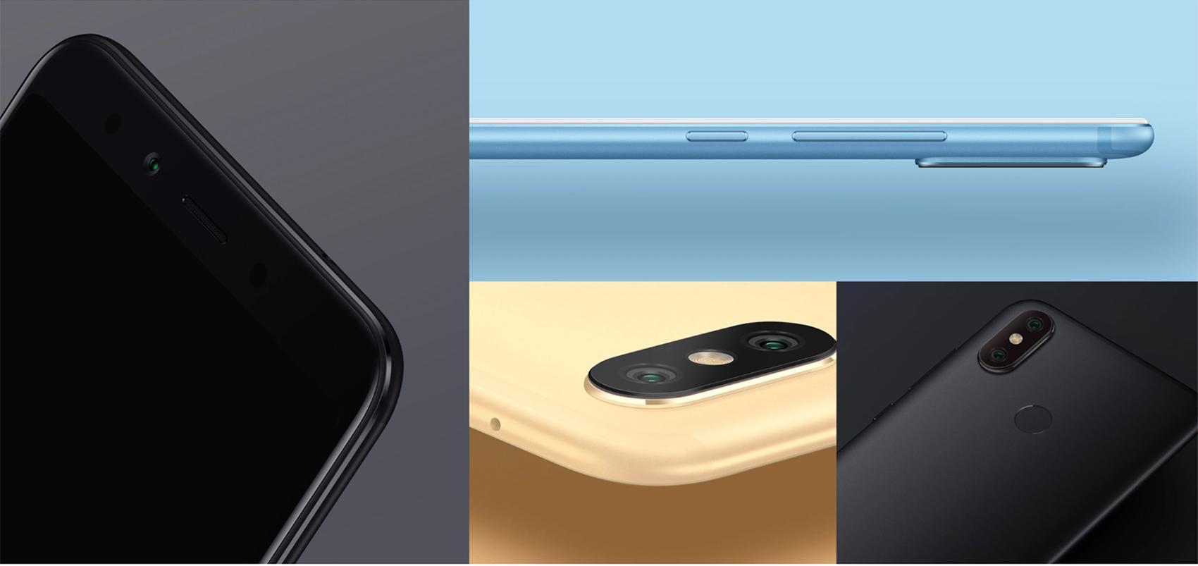 Điện thoại Xiaomi Mi A2 4GB+32GB