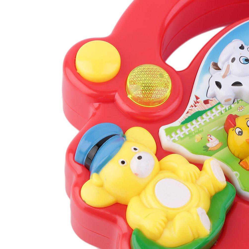 Jual Animal Farm Piano Update 2018 Bonjela Gel For Teething And Mouth Ulcers 15 Gram Elec Baby Kids Musical Educational Developmental Featureskids Music Toy Upper Part With Handle