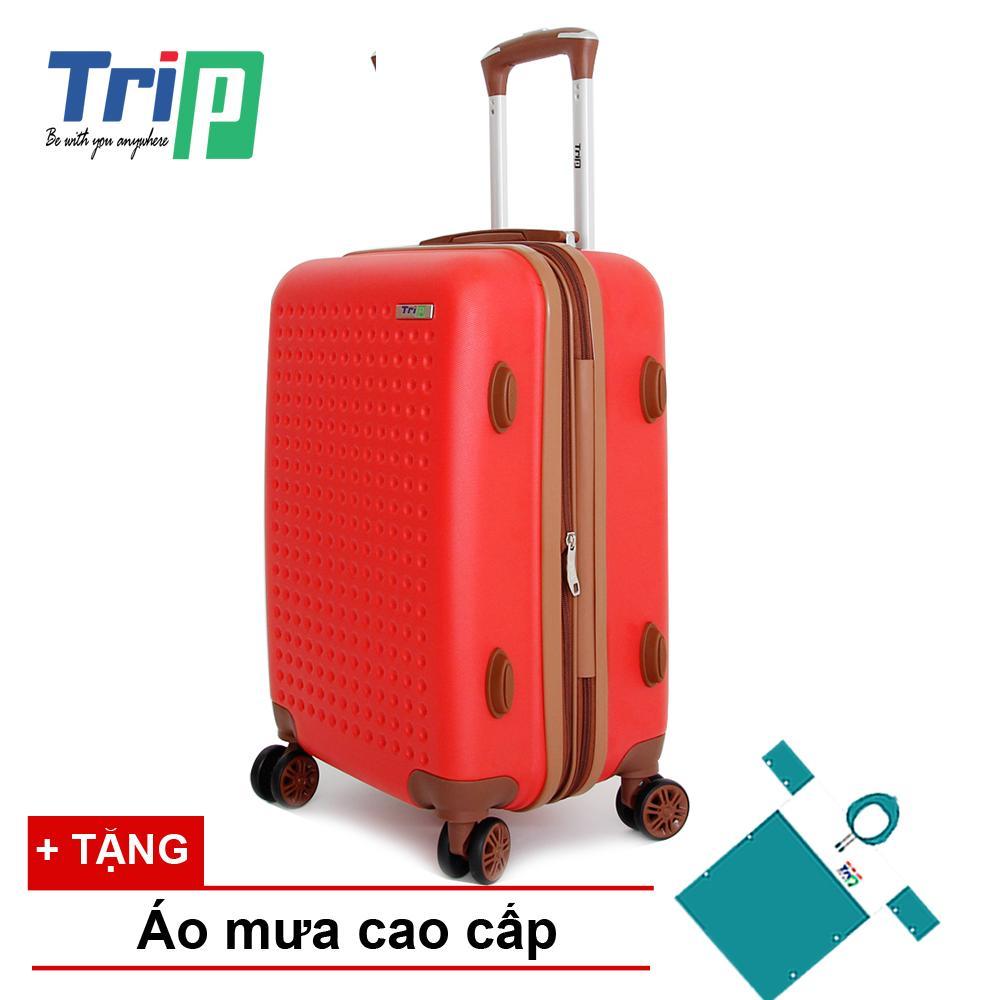 Giá Bán Vali Trip P803A Size 60Cm 24Inch Mau Đỏ Rẻ Nhất