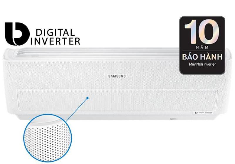 Điều hòa Samsung Wind-Free Digital AR13NVFXAWKNSV 1 chiều 12.000BTU chính hãng