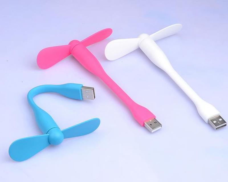Bảng giá Quạt Mini 2 cánh cắm cổng USB(giao màu ngẫu nhiên) Phong Vũ