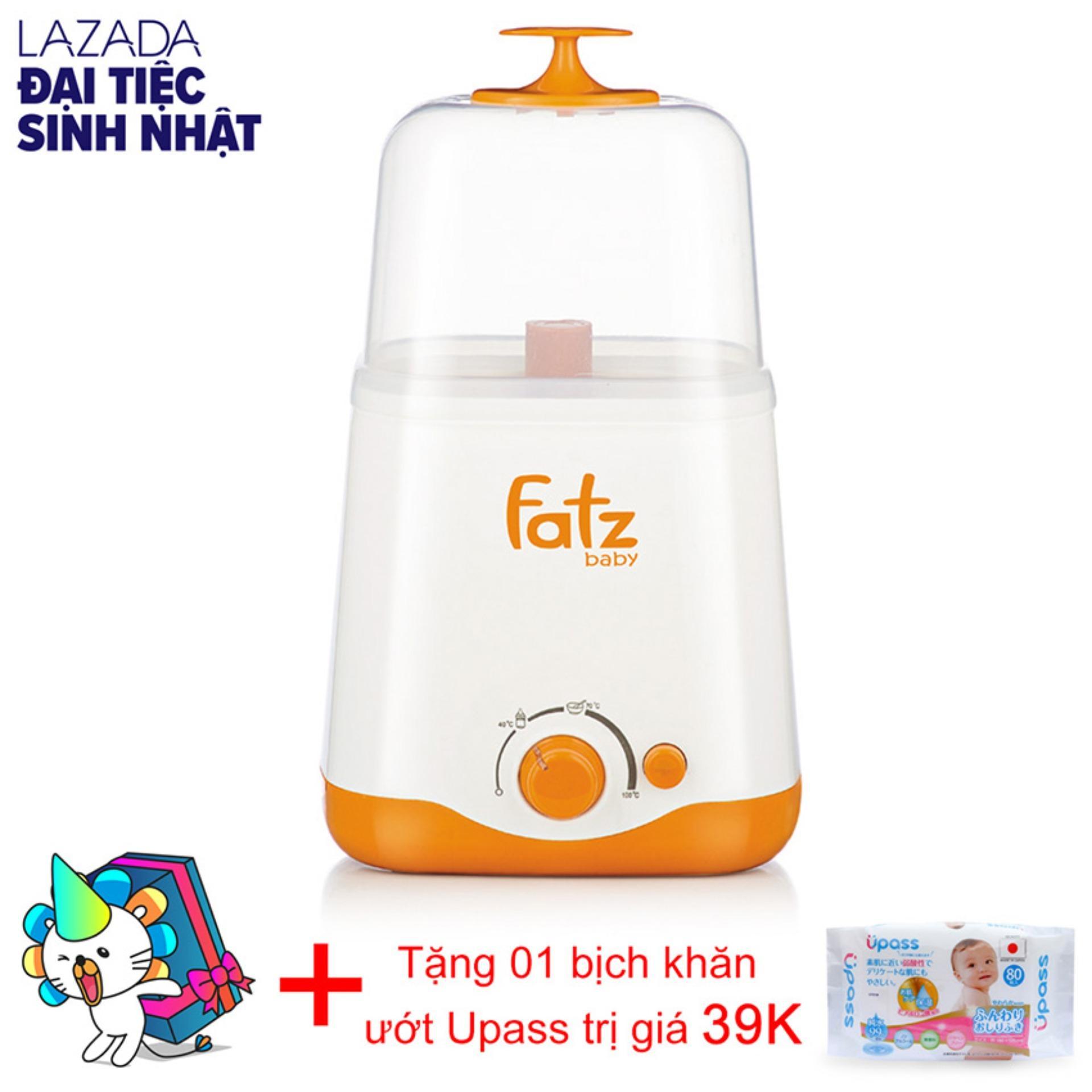 Giá Bán May Ham Sữa Hai Binh Cổ Rộng Thế Hệ Mới Fatz Baby Fb3012Sl Fatz Baby Mới
