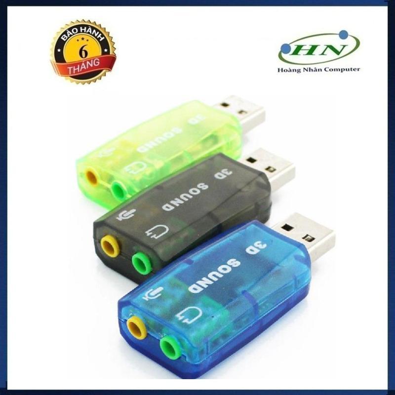 Bảng giá USB RA SOUND 5.1 CHUYỂN ĐỔI TỪ CỔNG USB RA LOA Phong Vũ