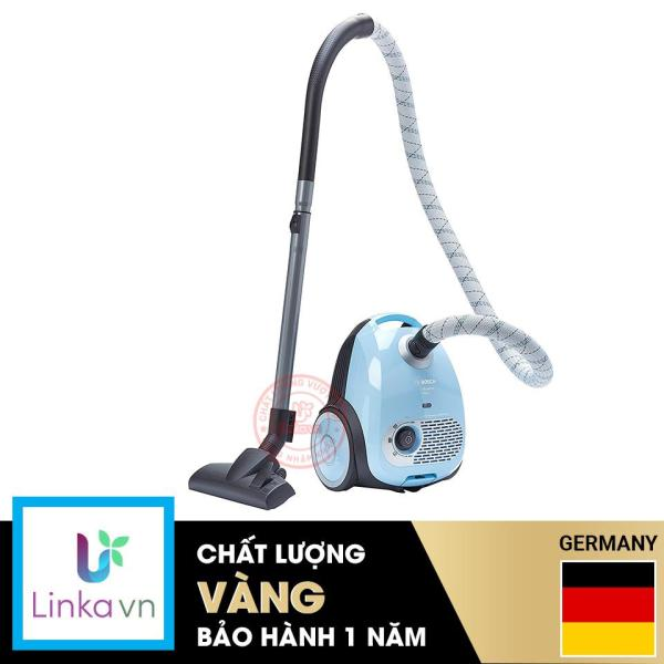 Máy hút bụi Bosch MoveOn Mini BGL25A100- màu xanh- nhập khẩu CHLB Đức