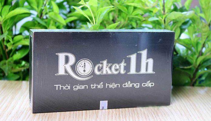 Rocket 1h giải pháp tăng cường sinh lý phái mạnh