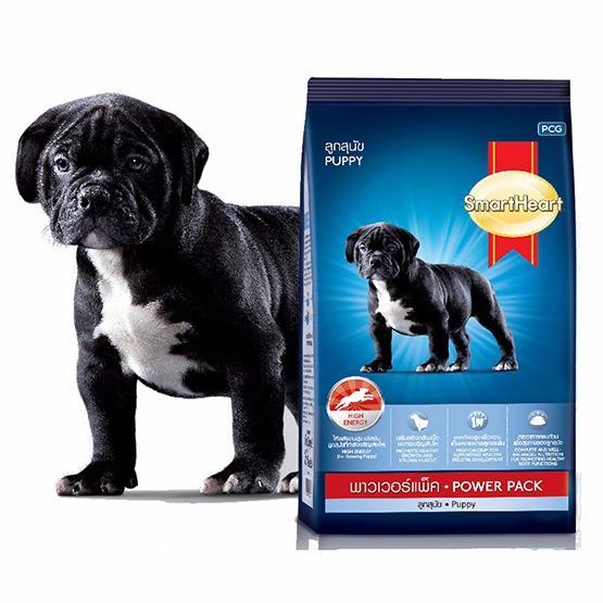 Giá Bán Thức Ăn Cho Cho Con Smartheart Power Pack Puppy 3Kg Smartheart Mới
