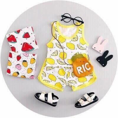 Hình ảnh quần áo trẻ em