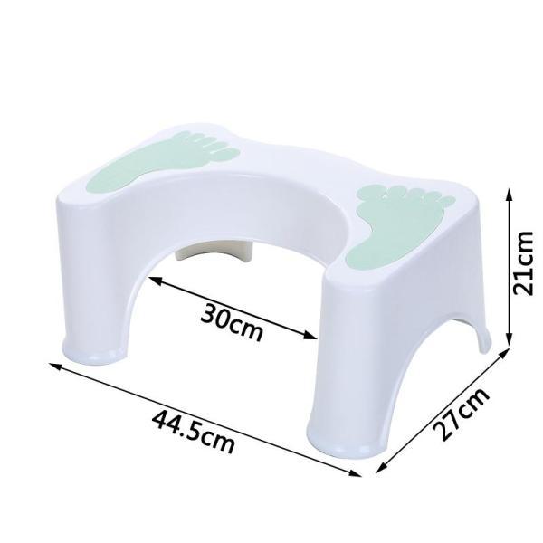 Chamber Pot Variable Potty Chair the U-Shaped Mat Immediately Squat Edge Mat Stool Convenient Stool Adult Children Poop Trending