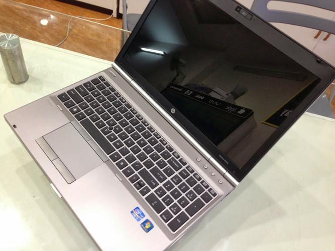 Hình ảnh HP EliteBook 8570p -Máy đồ họa- core i5 3320/ram 4g/ổ 250g/màn 15.6/phím số rất đẹp