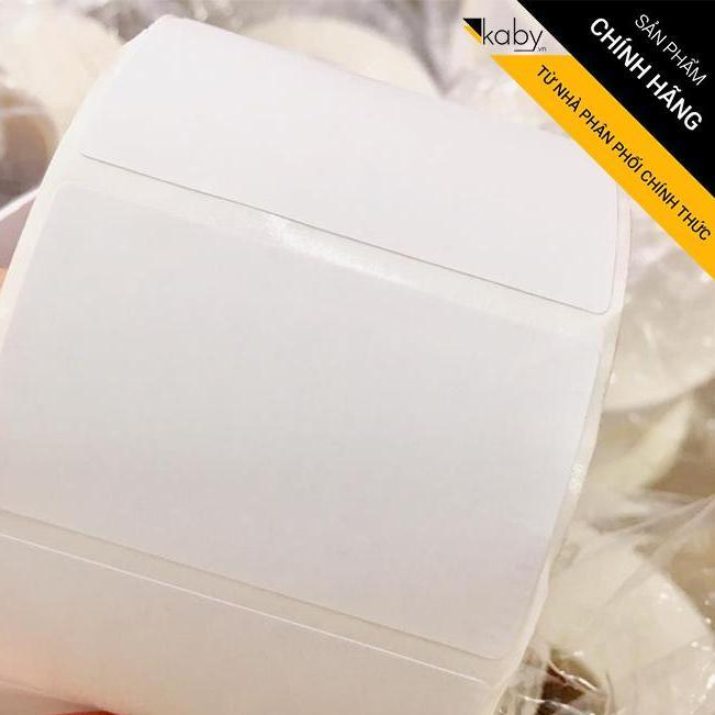Mua Giấy In Tem Trà Sữa 3x5cm (Combo 5 cuộn)
