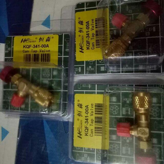 Hình ảnh Khóa Gas Chống Bỏng R 410