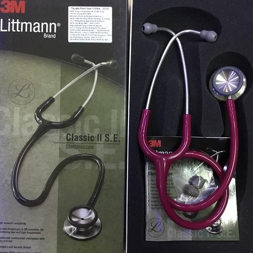 Hình ảnh 3M Littmann Stethoscope Classic II 2210