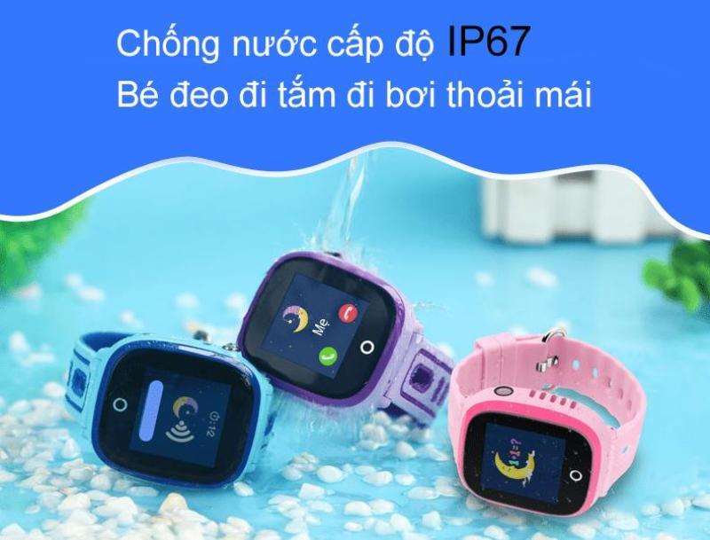 Nơi bán Đồng hồ định vị trẻ em DF31G Siêu chống nước, có bàn phím ảo
