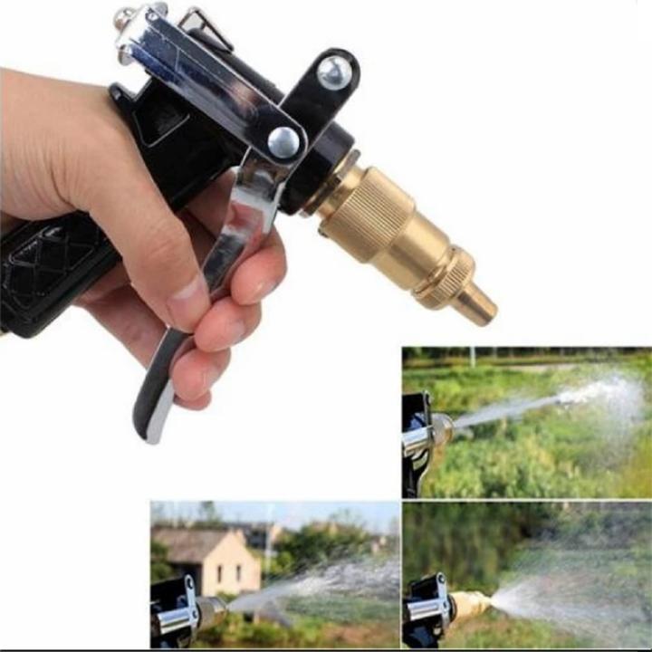 Hình ảnh Vòi Xịt Rửa Xe Chuyên Nghiệp Tăng Áp Lực Nước 300% HQ206236-2