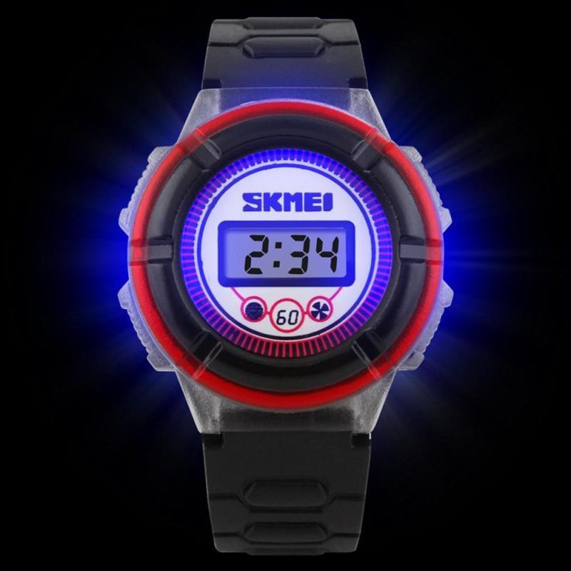 Nơi bán Đồng hồ dành cho bé trai Skmie 1097 (Màu đen)