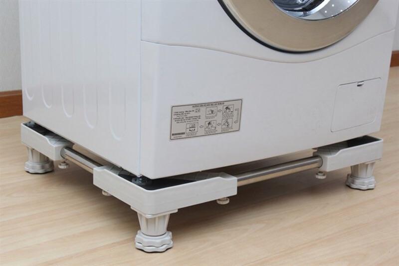 Hình ảnh Kệ để máy giặt tủ lạnh - không bánh xe