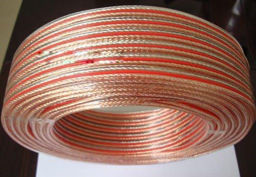 40m dây cáp loa 2x0.5mm