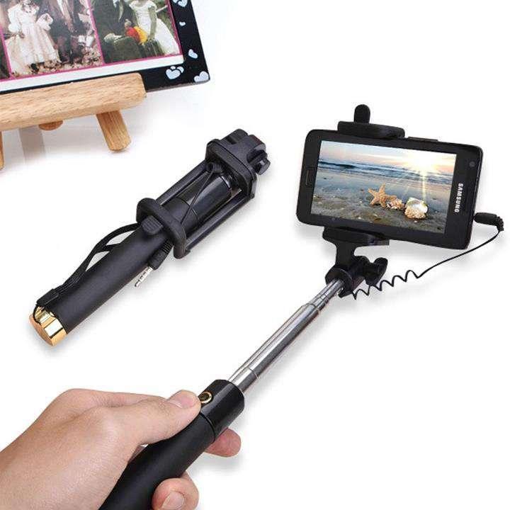 Hình ảnh Gậy chụp hình tự sướng selfie xi sắt Selfie Stick